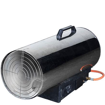 Varmluftskanon 26kw m/17kg propan 230v (13amp) 1 / 2