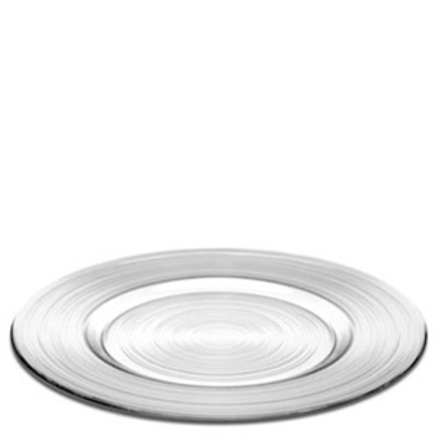Dekketallerken glass 30cm 1 / 1