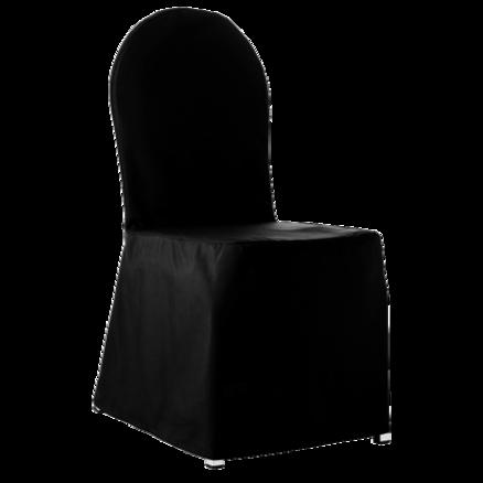Stoltrekk, sort til bankettstol B:45cm H:93cm 1 / 1