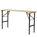 Ståbord, avlangt L:200cm H:110cm B:60cm