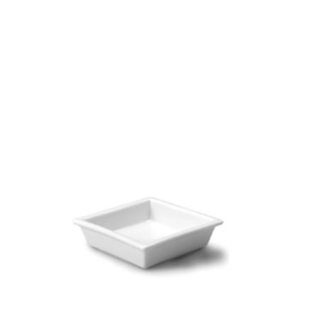 Dessert/Tapas firkant 10cm 1 / 1