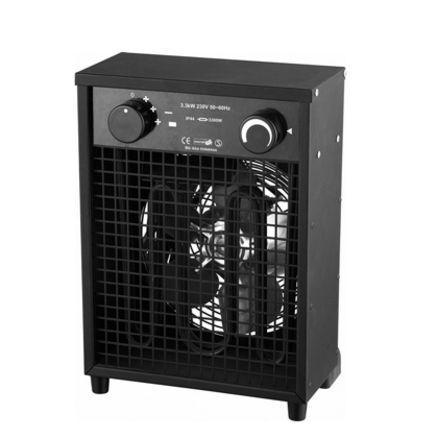 Varmevifte, elektrisk 3300W 1 / 1