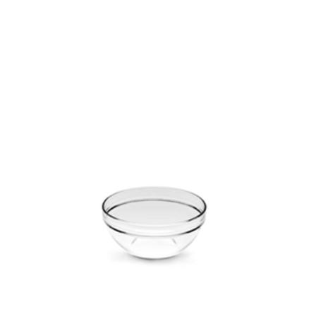 Glassbolle 10cm 0.15ltr 1 / 1